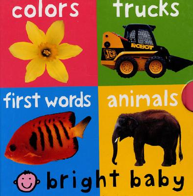 Bright Baby By Priddy, Roger